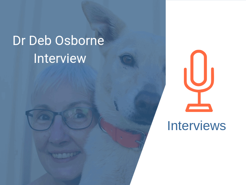 Dr debbie osborne interview the alice springs veterinary hospital
