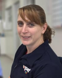 Picture of Petstock Vet Dr Teresa Priddle from Mt Gambier south australia