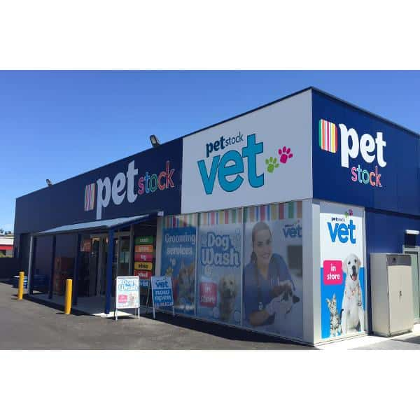 petstock vet mount gambier building location