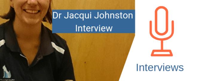Dr Jacqui Johnston Holland Park and Carina Veterinary Clinics