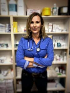 veterinarian and author Dr Leigh Davidson BVsc BApplSc